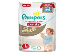 Pampers New Premium Care Large Size Diaper Pants