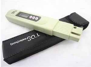 Digital LCD TDS Meter Waterfilter Tester for measuring TDS3/TEMP/PPM At Rs.245