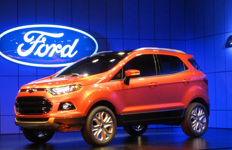 Ford ready to invest Rs.750 crore for EcoSport in India & 2013 Ford EcoSport production model heading to Beijing ... markmcfarlin.com