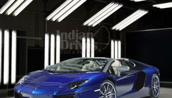 Dc Modified Lamborghini Aventador Coming Soon Indiandrives Com