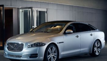 2014 Jaguar Xj Bookings Commenced In India Deliveries In June