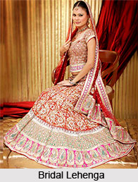 Bridal Lehenga Indian Wedding
