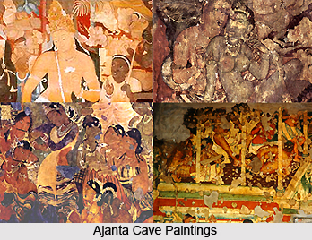 Paintings In Gupta Period