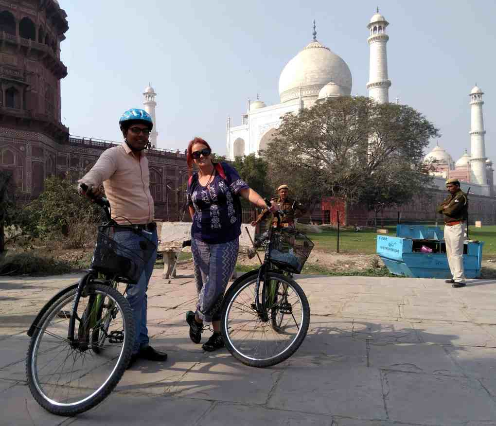 Agra By Cycle - Discovering Agra Differently with Indian Experiences