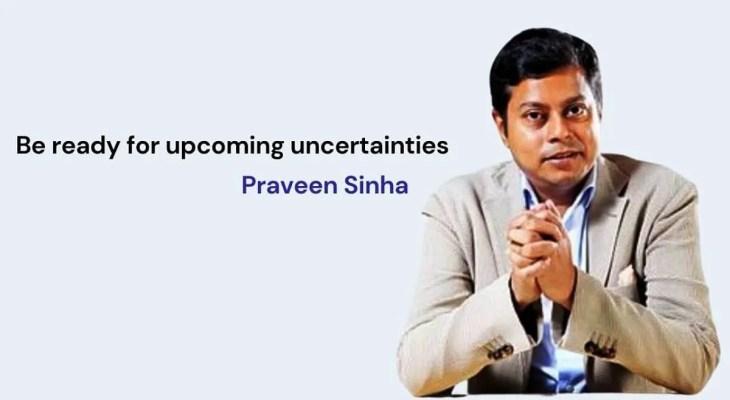 Praveen Sinha Pincap