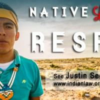 Justin Secakuku: Native Love is Respect