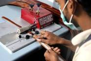 Stitching Leather - Indian Leather Manufacturer