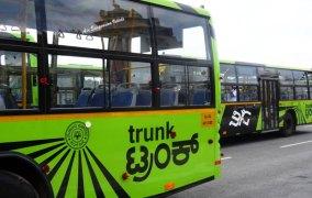 Trunk Routes - BMTC Bus Routes