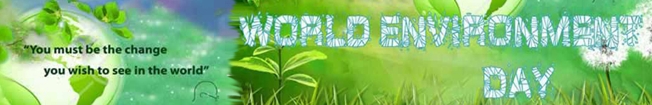 World Environment Day June 5 2014 It Is What It Is