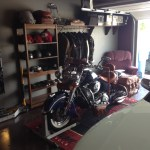Turned My Garage Into A Home Indian Motorcycle Forum