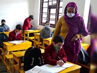 Covid-19 surge: School for classes 1 to 9 shut in Gujarat - Times of India