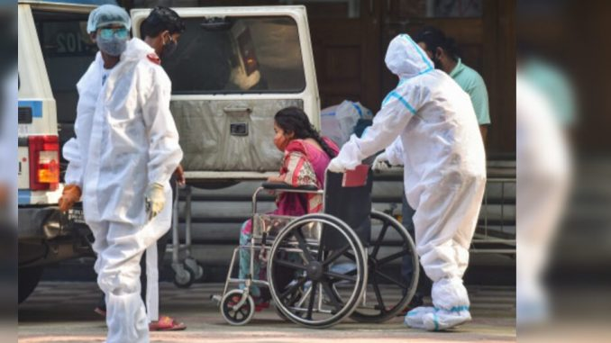West Bengal registers record 19,441 fresh Covid-19 cases, 124 deaths   Kolkata News - Times of India