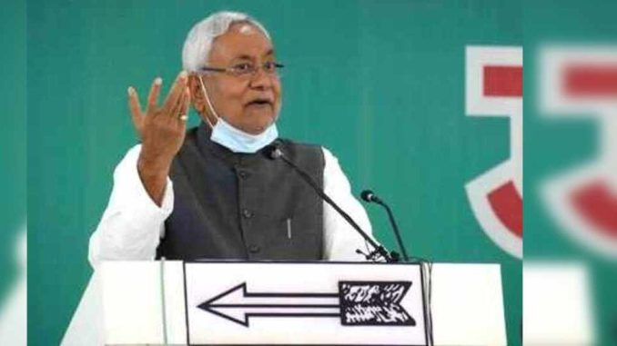 Bihar CM Nitish Kumar recalls his special attachment with Barh constituency while inaugurating community hall | Patna News - Times of India