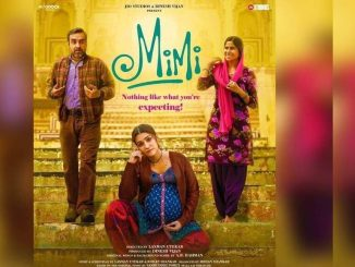 Kriti Sanon's 'Mimi' releases four days earlier amid online leak reports - Times of India