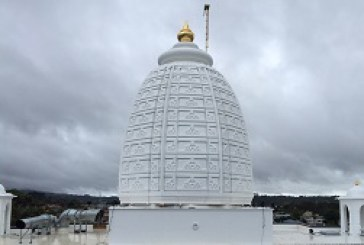 A new abode for Lord Rama in West Auckland