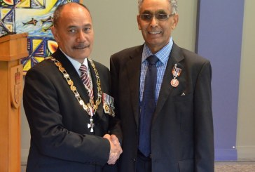 Governor General honours Veteran Indian