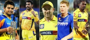 Two new teams add- IPL 2016 Team Players  Web