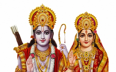 Goddess Lakshmi brings forth wealth and happiness