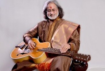 Master returns to Auckland with his Veena invention