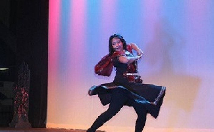 Cavalcade of dance styles exposes student talent