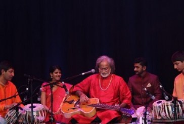 Vishwa Mohan Bhatt takes home hearts filled with love