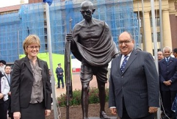 Wellingtonians to pay tribute to Mahatma Gandhi