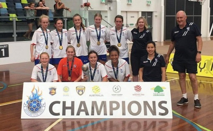 New Zealand teams qualify for World Futsal Championship