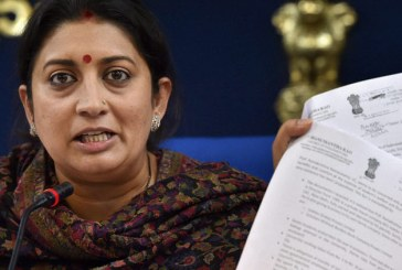 How Smriti Irani survives controversy and remains prominent