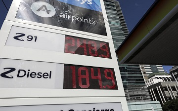 Ardern says pre-tax fuel prices in New Zealand highest in OECD