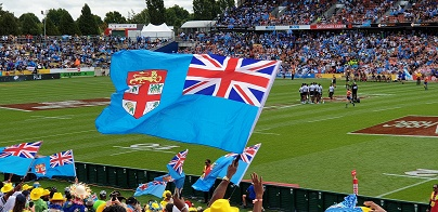 Great moments of Rugby as Fijians show their mettle