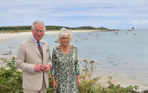 Prince Charles, Camilla in New Zealand next month