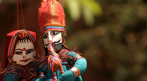 Puppetry extols Adventures of Lord Rama