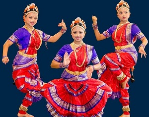 Traditional music and dance resound South Indian culture