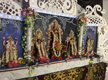 Unity and uniqueness mark Durga Pooja in Christchurch