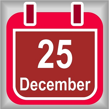 The significance of December 25