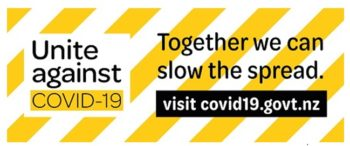 Covid-19 slows down but not the risk