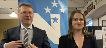 Out of disarray, a candidate emerges in Auckland Central