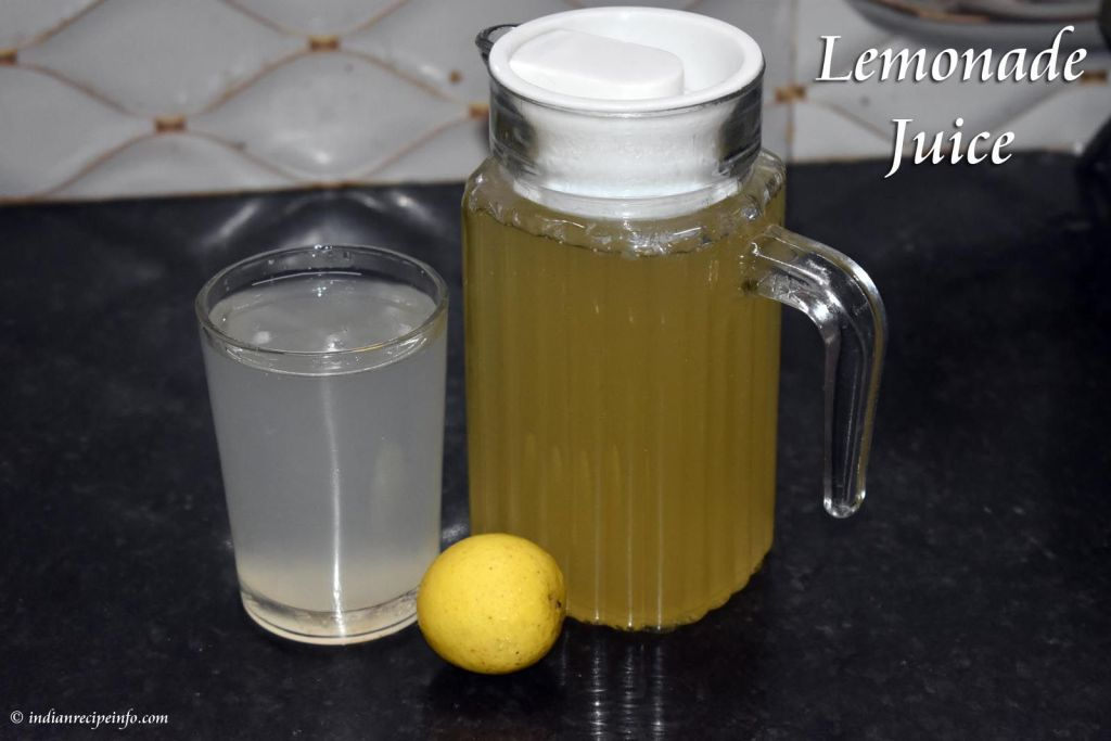 Lemonade Juice Recipe How To Make Lemonade From Lemon Juice