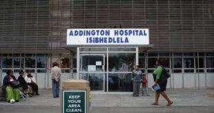 Addington Hospital Durban Covid-19