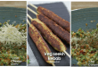 Vegetarian Seekh Kebab recipe