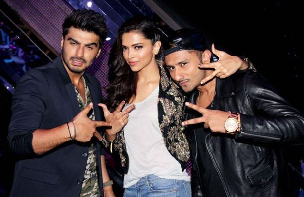 Deepika Padukone Honey Singh