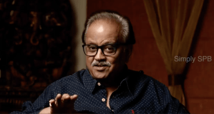 SP Balasubrahmanyam Simply SPB Episode 1
