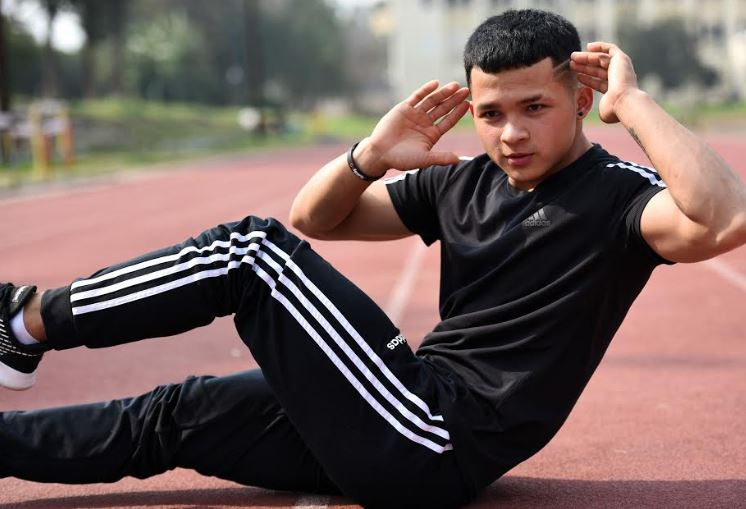 Photo of IOS Sports indicators India's youngest weightlifting sensation Jeremy Lalrinnunga