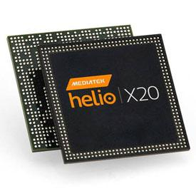 Pryme with mediatek x20 deca core processor