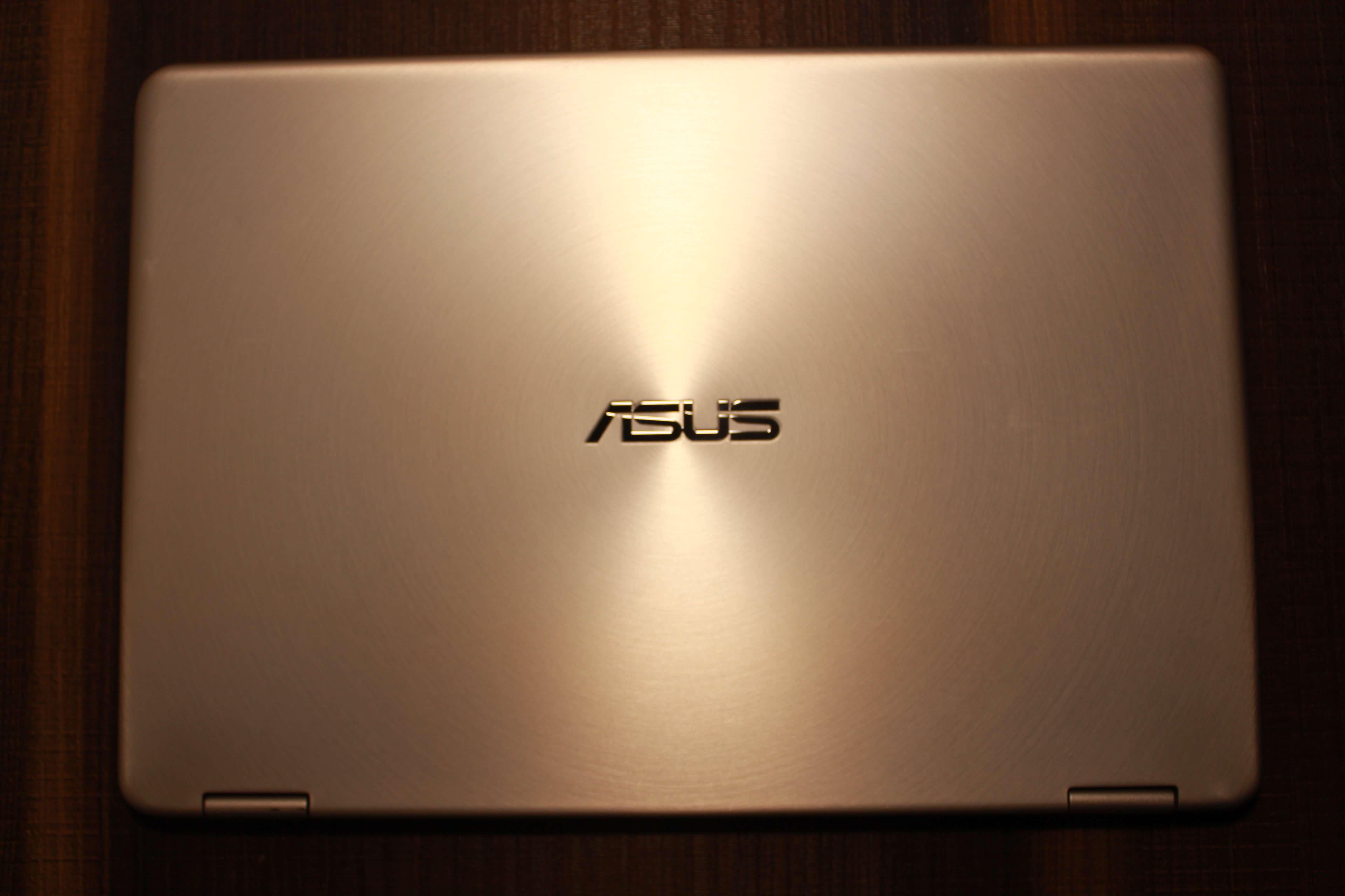 Asus Zenbook Flip UX360 Review - Slim Yet Powerful
