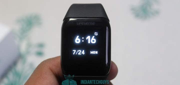 Lifesense Smartwatch