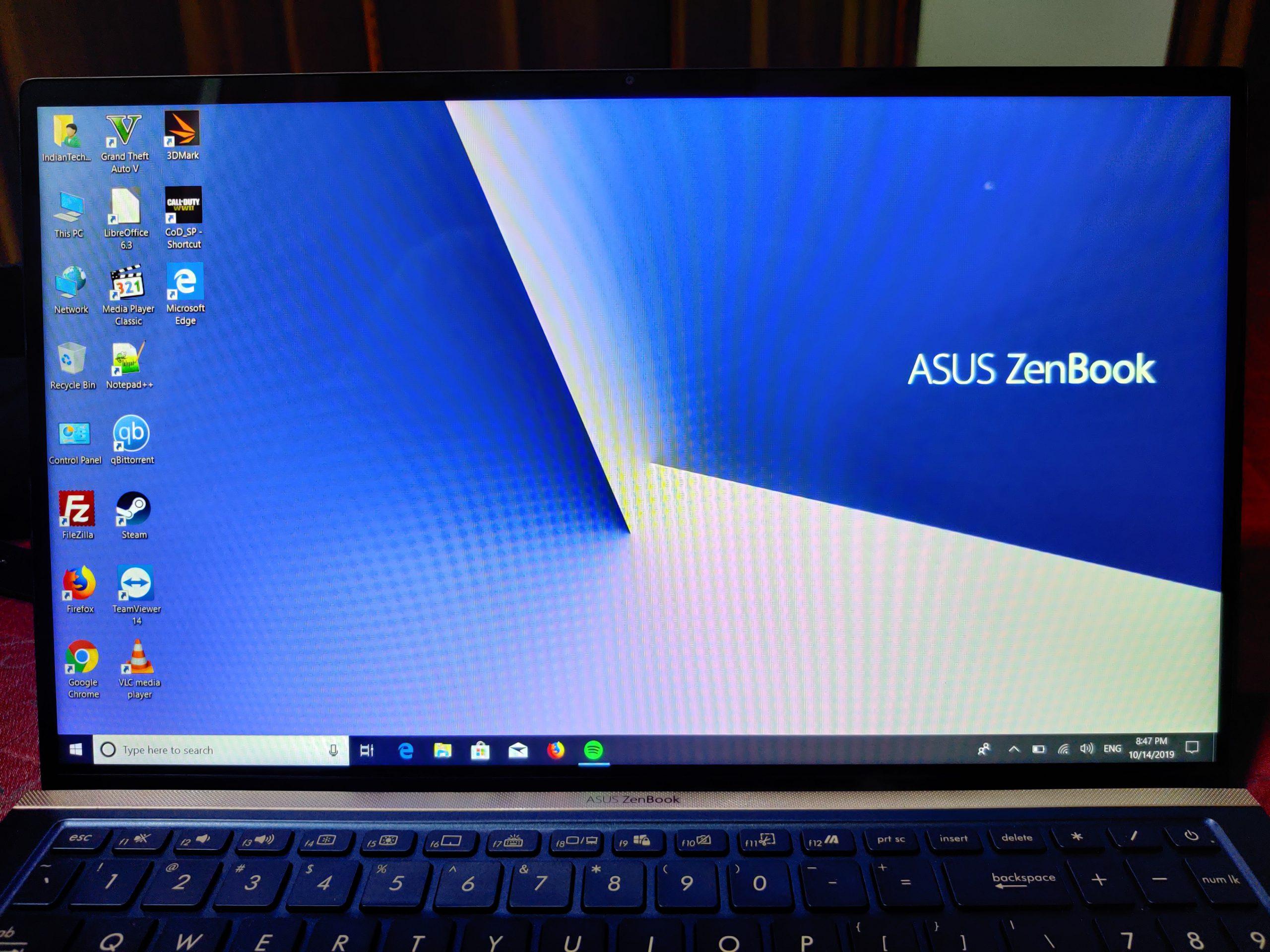 Asus UX 534 Ultrabook