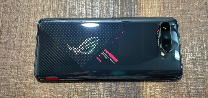 ROG 5 Smartphone made for Gamers by the Gamers.