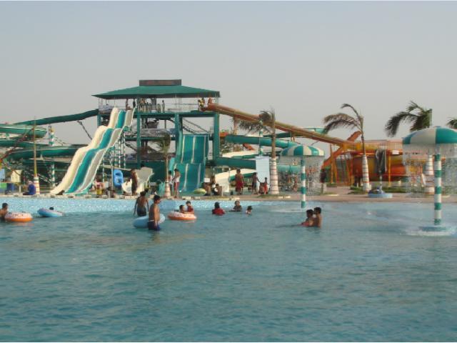 Image result for Water Park-  gorakhpur