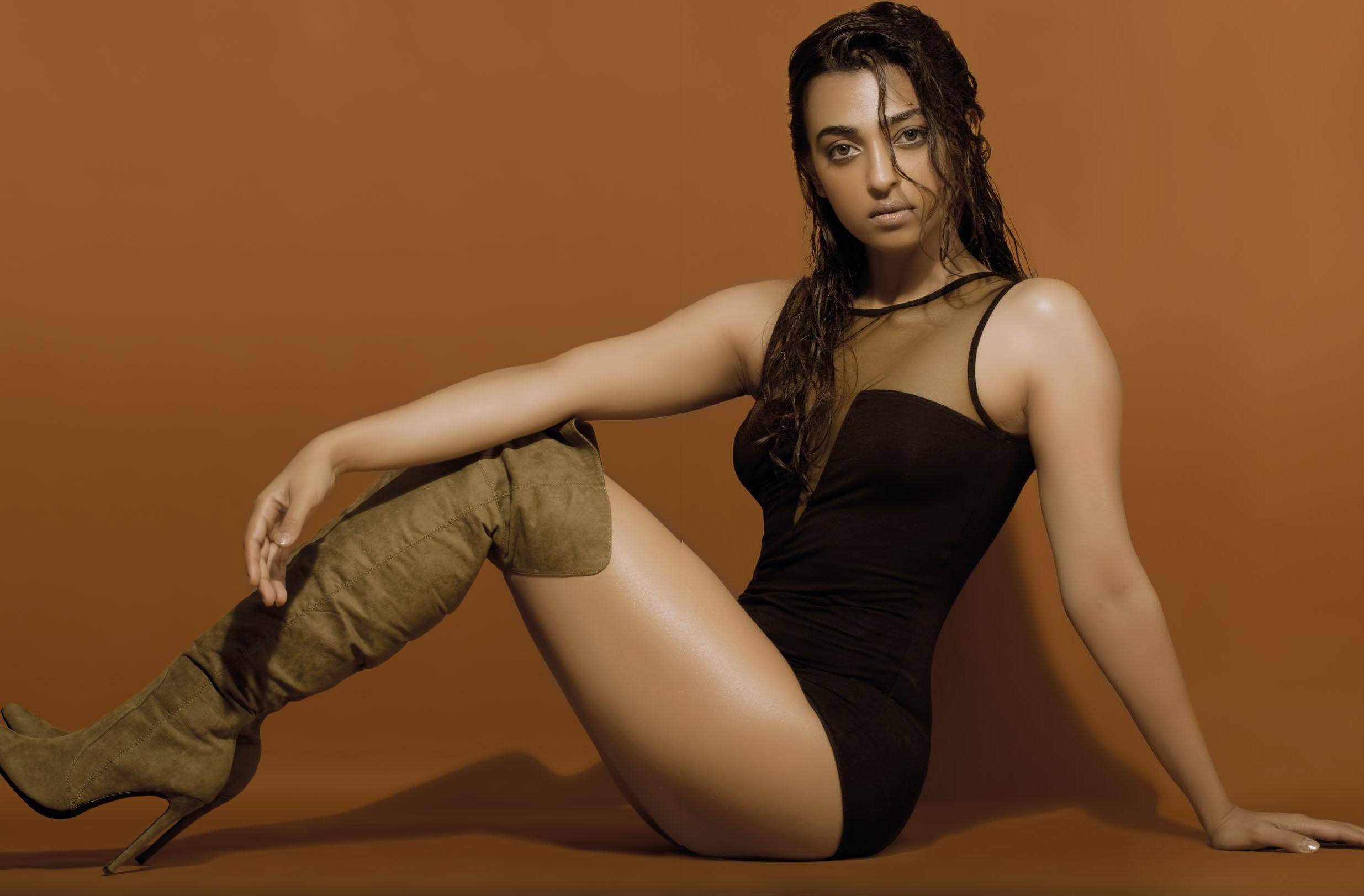 Radhika Apte Hot Sexy Images from Latest Photoshoot